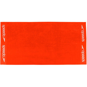 speedo Leisure Håndkle 100x180cm rød